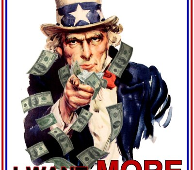 I Want MORE, Uncle Sam | Flickr - Photo Sharing!