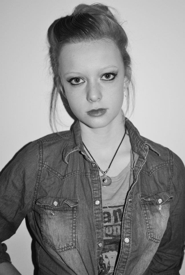Amature Photography Rock Chick My Sister Is My Model