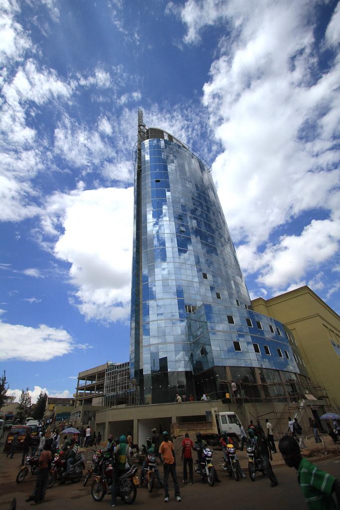 Kigali City Tower Rwanda Adam Cohn Flickr