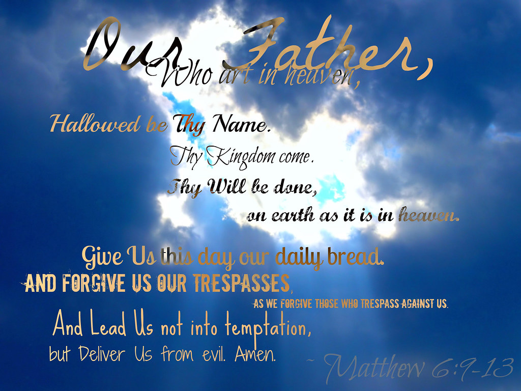 The Our Father Prayer