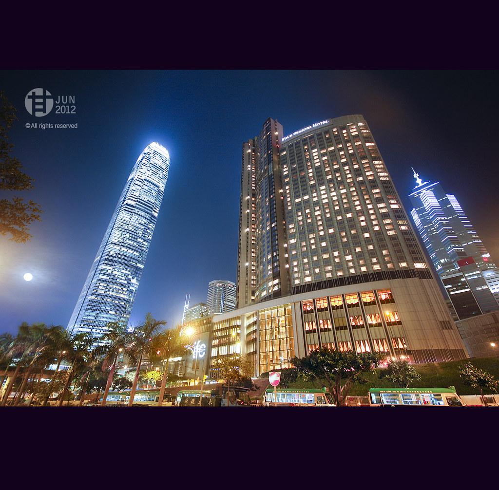 Hong Kong : IFC : Batman (The Dark Knight) | Location : Sheu… | Flickr