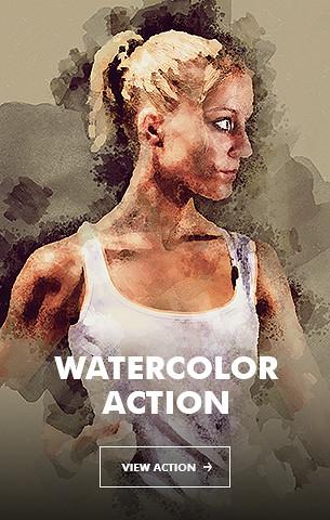 Ink Spray Photoshop Action V.1 - 84