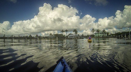 Indian River Paddling-36