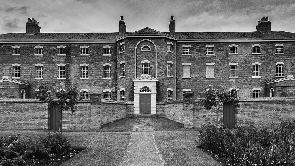 The Workhouse The Victorian Workhouse At Southwell