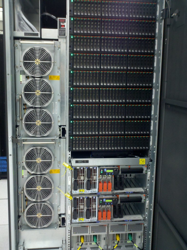 Ibm System Storage Ds8800 Inside This Cec Frame Has 2