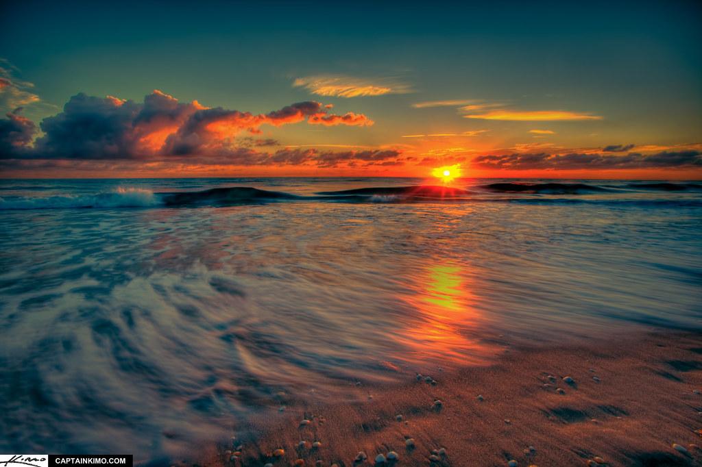 Singer Island Ocean City Park Beach Sunrise Florida Flickr