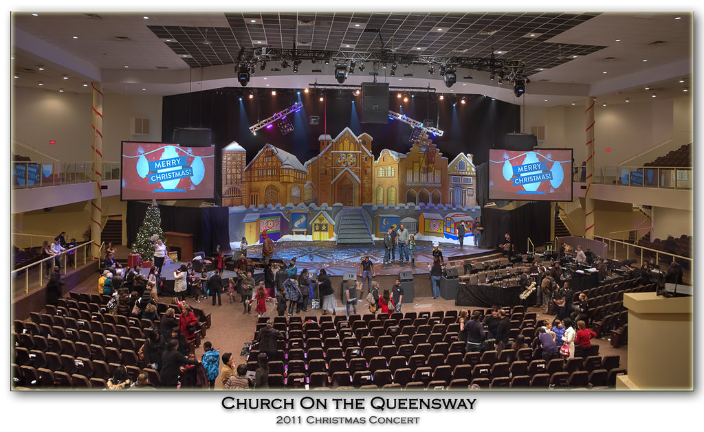 Church On The Queensway 2011 Concert The End Of The