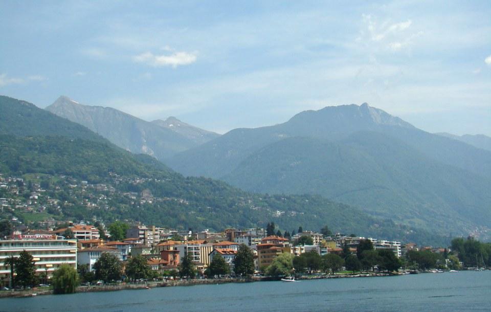 Suiza Lago Lugano 6