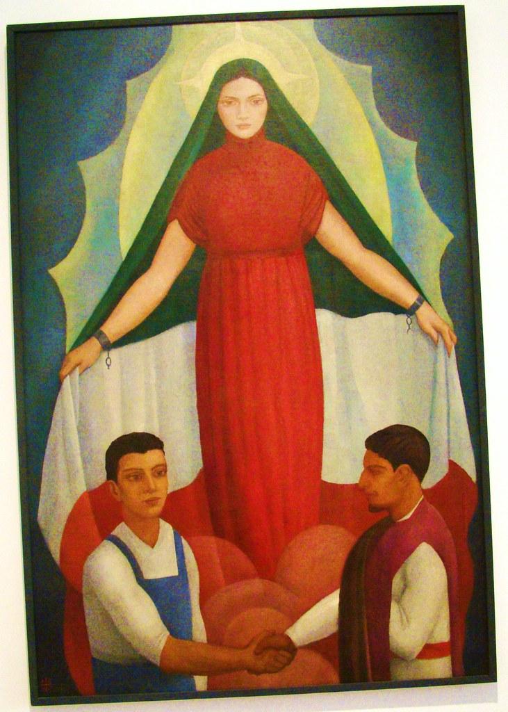 Dolores Del Rio 1927 By Angel Zarraga This Painting