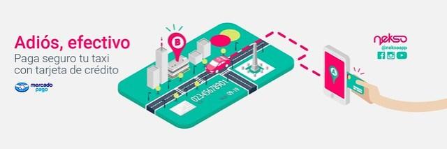 En Venezuela, la App de Nekso compite activamente para capitalizar la facturación de los taxis.