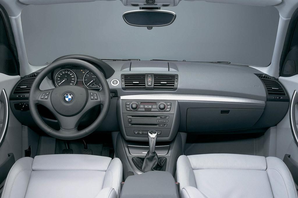 BMW 1 Series E87 Interior Zhikharev Flickr