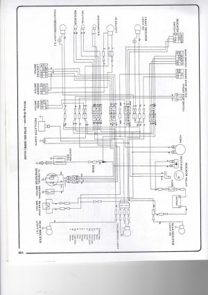 Yamaha DT50 wiring diagram | Chris Wheal | Flickr