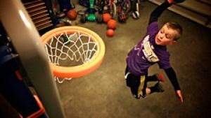 NBA All-Star Weekend Inspired Dunk