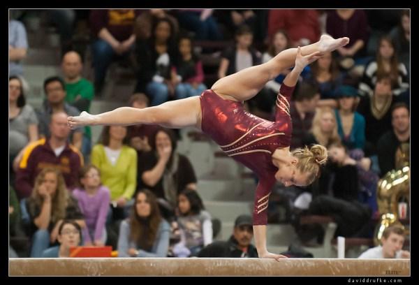 Women's Gymnastics - Nebraska at Minnesota | drufke | Flickr