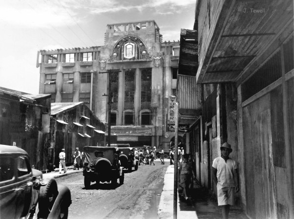 The State Theater Rizal Avenue and Bustos Street Manila