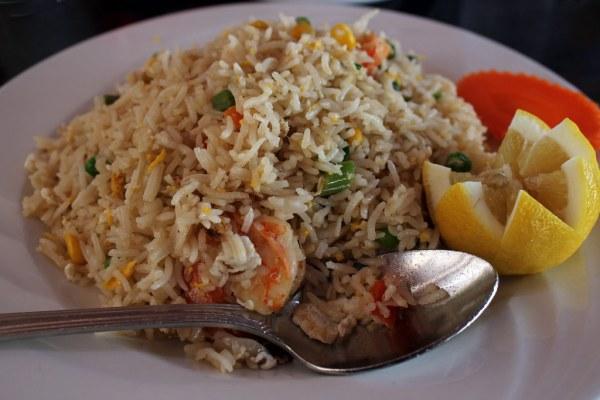 Shrimp rice. Dubai. | Shrimp rice. Bayt Al Wakeel ...