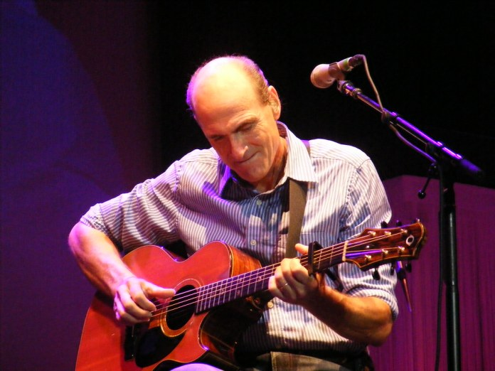 REMINDER: James Taylor and His All-Star Band in Winnipeg Tonight