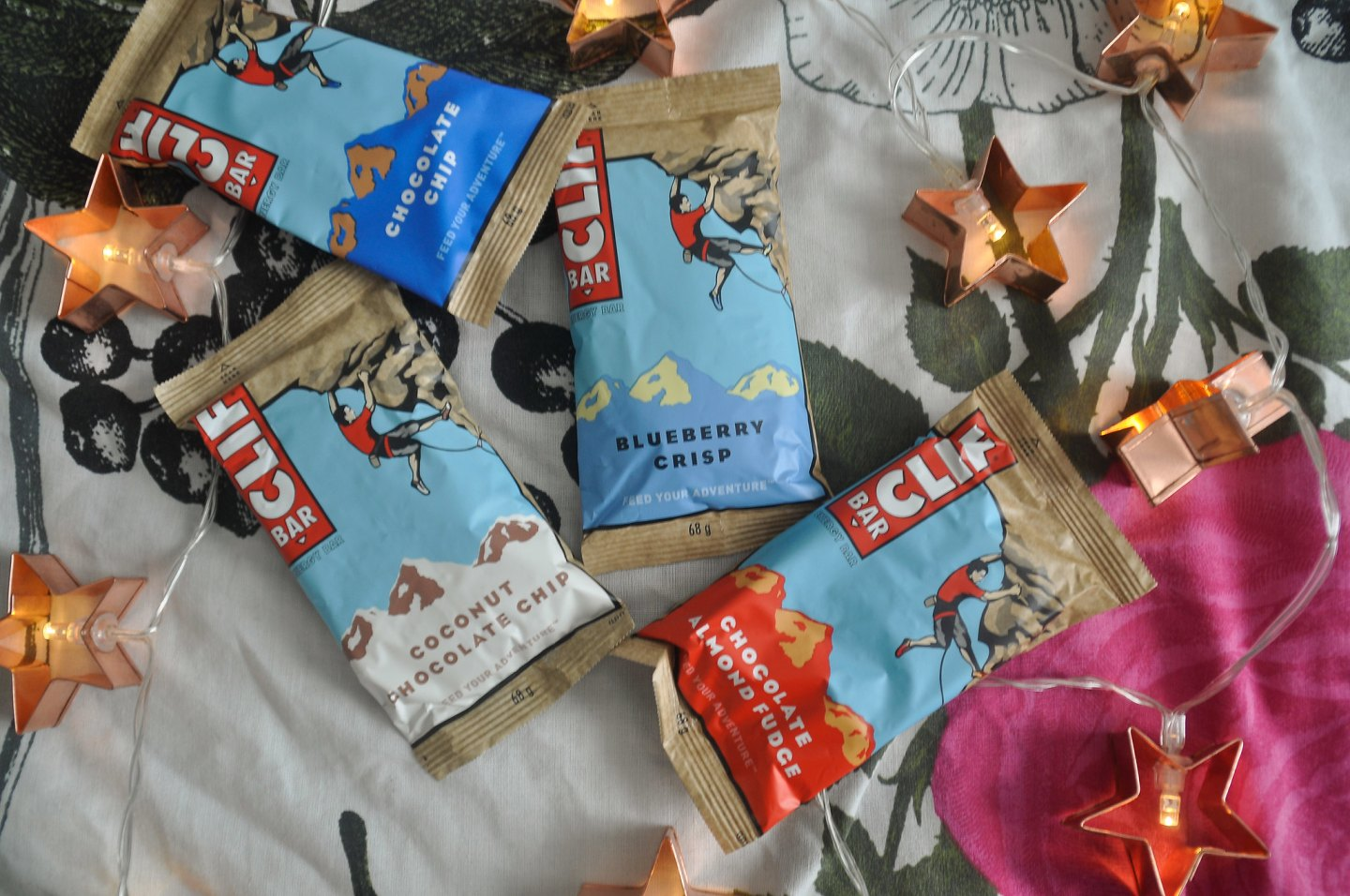 Cliff Bar Review Healthy Snacks