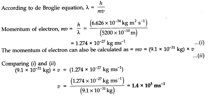 NCERT Solutions for Class 11 Chemistry Chapter 2 Structure of Atom -6