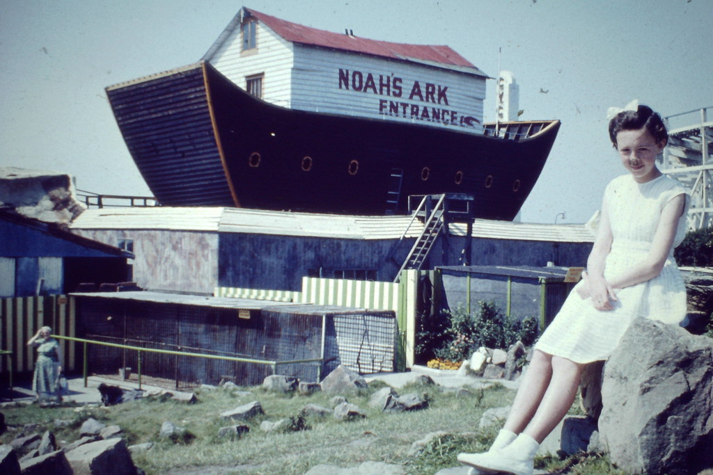 Southport Pleasureland The Noahs Ark Ride At Southports Pl Flickr