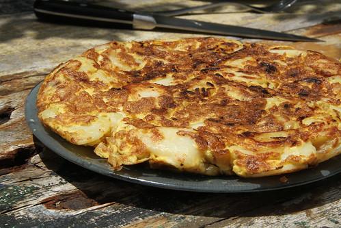 Spanish-omlette
