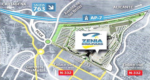 La Zenia Boulevard Shopping Centre Orihuela Costa Flickr