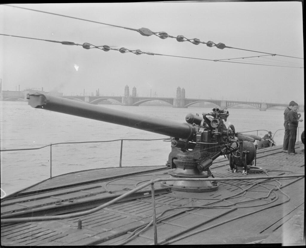German Sub U Boat War Prize Wwi
