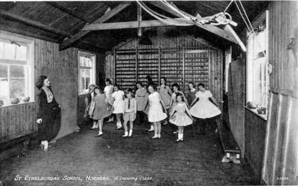 St Ethelburga's School, Atwick Road, Hornsea - Dancing cla ...