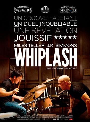 【進擊的鼓手】(Whiplash)