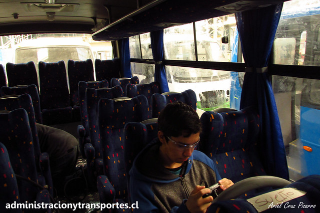 Inrecar S.A | Postura de asientos