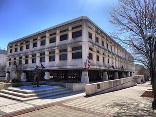 Greenville News Building