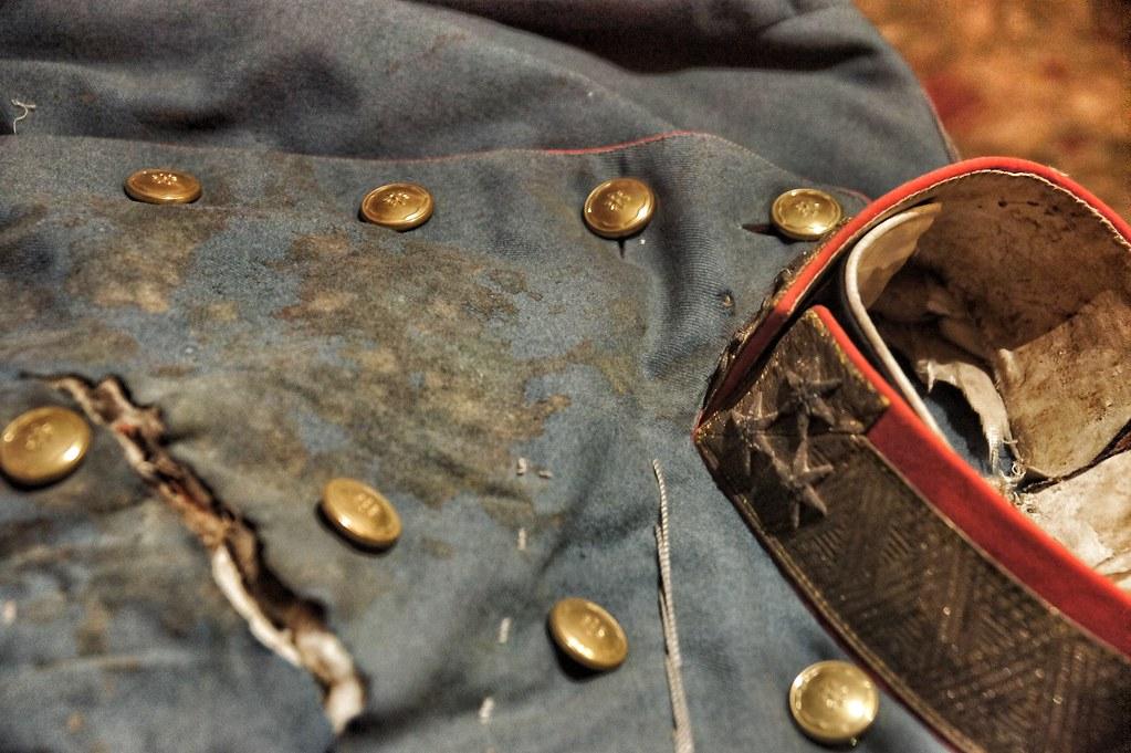 The Assassination Jacket Of Franz Ferdinand The Jacket
