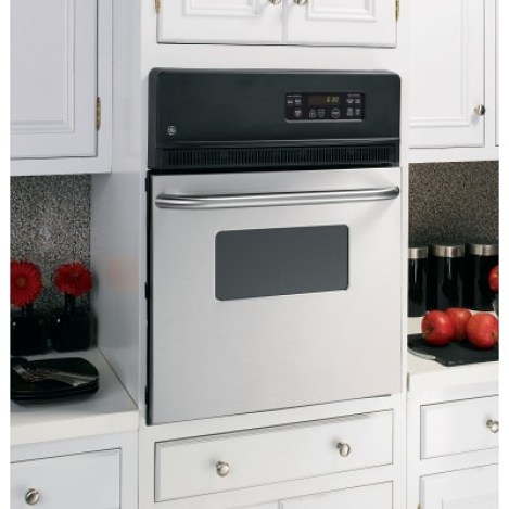 """Image result for GE JRS06SKSS 24"""" Stainless Steel Electric Single Wall Oven flickr"""