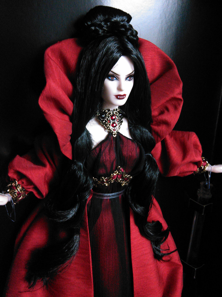 Haunted Beauty Vampire Barbie Doll The Haunted Beauty