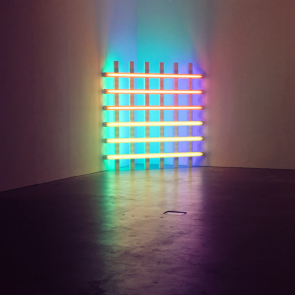 Dan Flavin Untitled (in honour of Harold Joachim)a