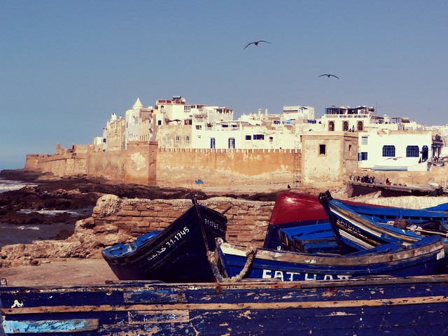 essaouira, backpacking morocco, solo female travel morocco, six week itinerary morocco