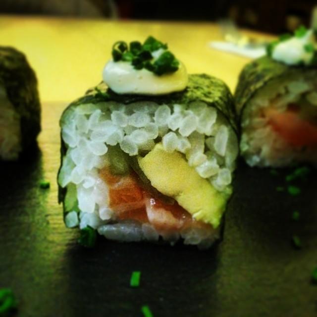 Los tipos de Sushi según su elaboración