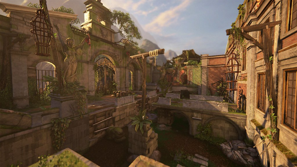 Uncharted 4: A Thief's End 'Lost Treasures' DLC Trailer 1