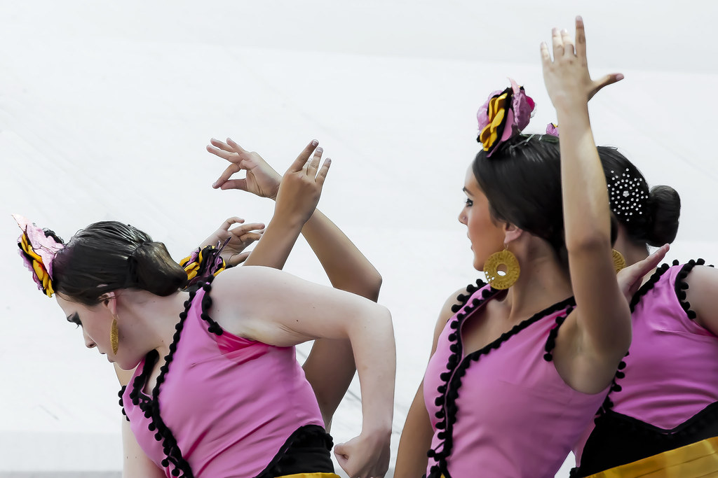 Flamenco Dance Hernn Piera Flickr