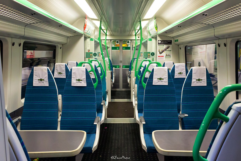 Class 377 Southern First Class Interior Click Here To