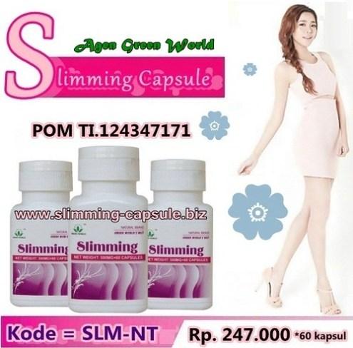 Agen Slimming Capsule di Tasikmalaya