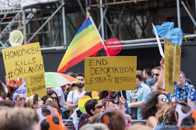 Pride 2016 in London-25