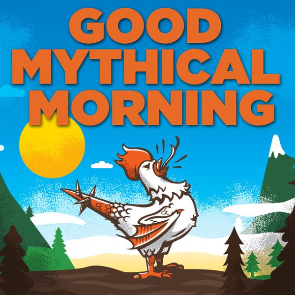 Good Mythical Morning Cover Art | Flickr - Photo Sharing!