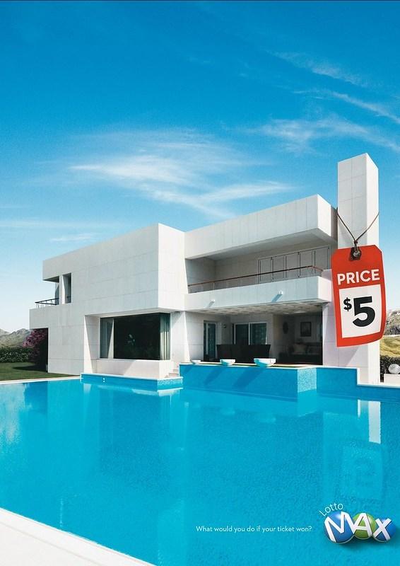 Lotto Max - Villa