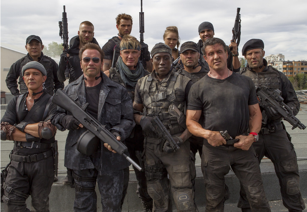 The Expendables 4 In Works 2