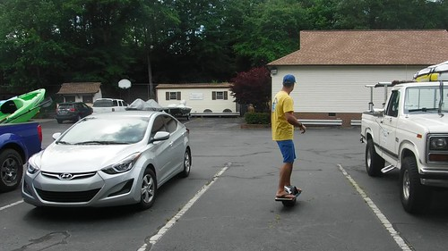 OneWheel Demonstration