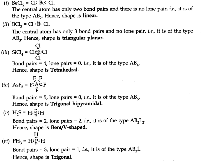 NCERT Solutions for Class 11 Chemistry Chapter 4 - LearnCBSE in