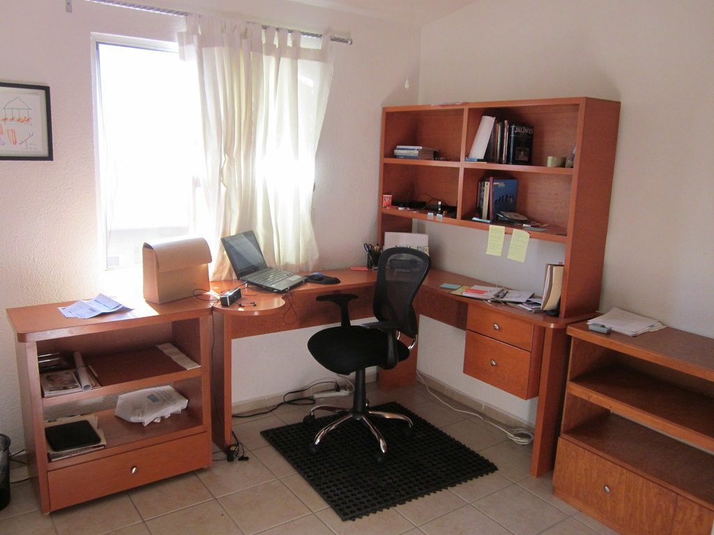 My Home Office In Aguascalientes Raul Pacheco Vega Flickr