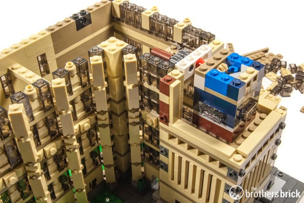 Lego Creator 10253 Big Ben Review The Brothers Brick