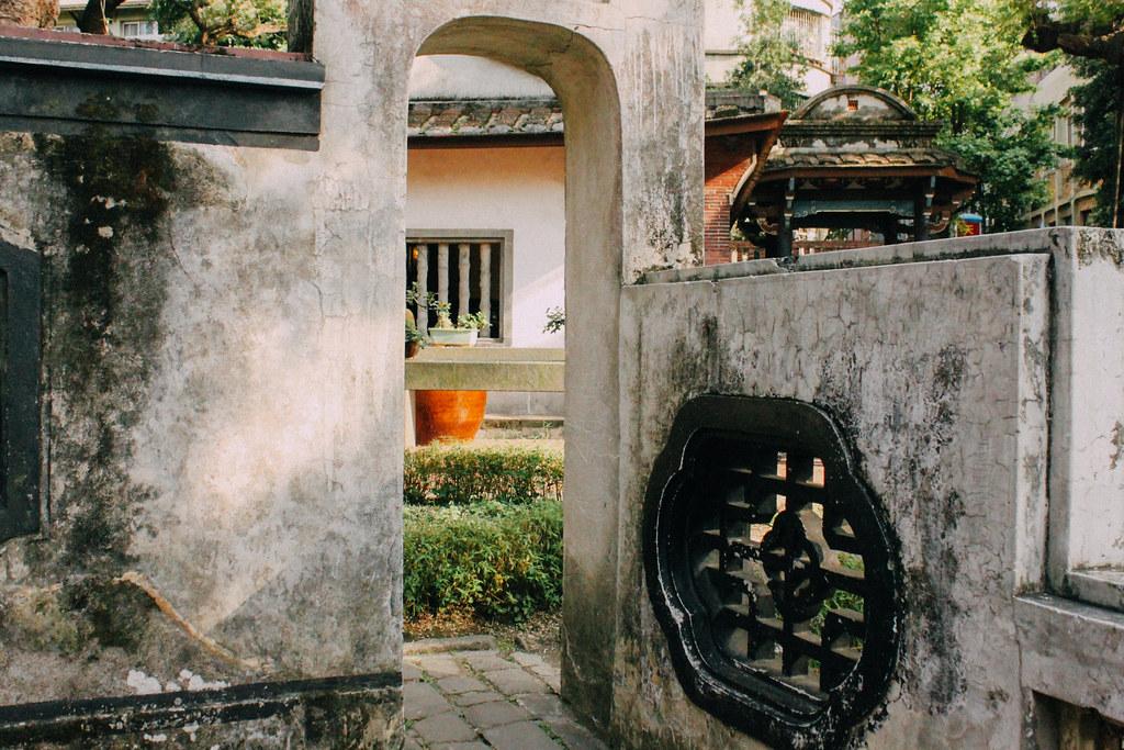 Los Jardines han sido restauradoes en numerosas ocasiones